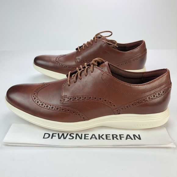 Cole Haan Grand Tour Wing Oxford Men